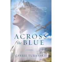 Multnomah Publishers 170634 Across the Blue - A Novel Books