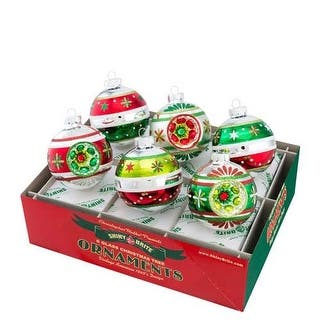 Shiny Brite Holiday Splendor Lanterns withTinsel - Set of Six|https://ak1.ostkcdn.com/images/products/is/images/direct/29e018948dcee17be81070b921614beb5d1809d1/Holiday-Splendor-Reflector-Shapes.jpg?impolicy=medium