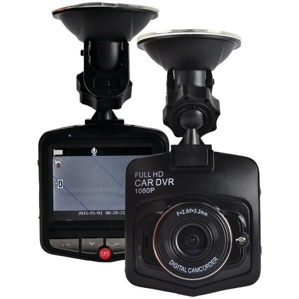 Pyle Pro Pldvrcam14 Compact Hd Dash Cam