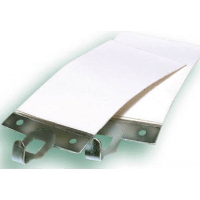 Hillman Fasteners 121145 Transparent Adhesive Wall Hanger 3 lbs, 4 Pack