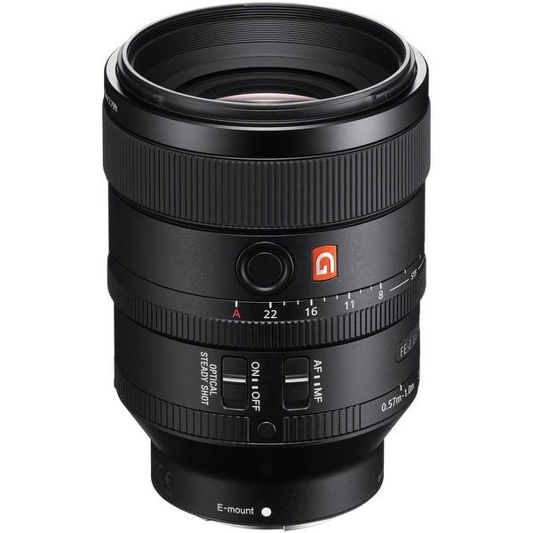 Sony FE 100mm f/2.8 STF GM OSS Lens (International Model)