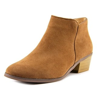 Reneeze Beauty-03 Women  Round Toe Synthetic Tan Chukka Boot