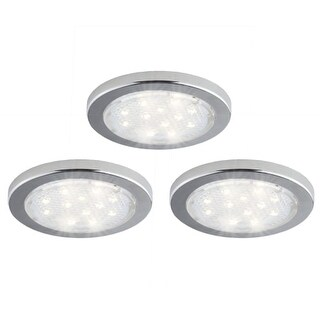 "Bazz Lighting U16003WD LED 1 Light 2.5"" Wide Puck Light - Pack of (3)"