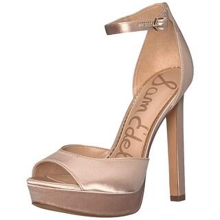 Sam Edelman Womens wallace Open Toe Casual Strappy Sandals