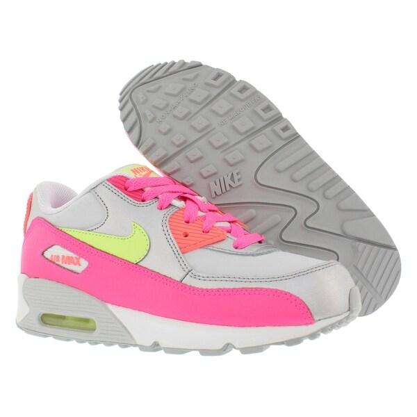Shop Nike Air Max 90 Preschool Kid's Shoes 2.5 us kids