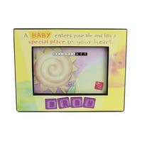 Baby Picture Frame by Deloresart