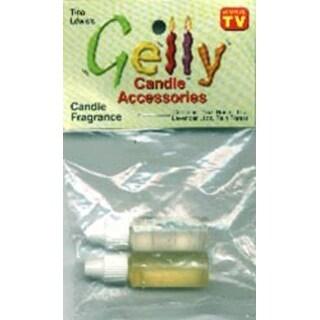 Cinnamon; Vanilla & Peppermint - Gelly Candle Fragrance Assortment .1oz 3/Pkg