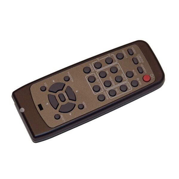 OEM Hitachi Remote Control: CPX308W, CP-X308W, CPX308WF, CP-X308WF, CPX400, CP-X400