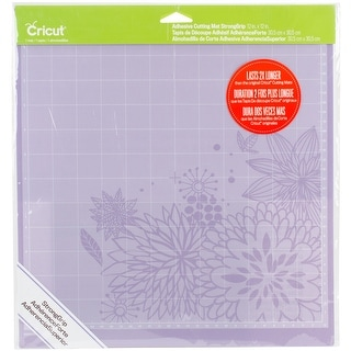 "Cricut Cutting Mat 12""X12""-Stronggrip"