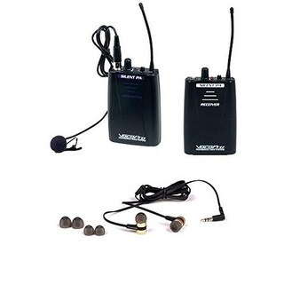 Professional PLL Wireless In-Ear Monitor Package with Transmitter