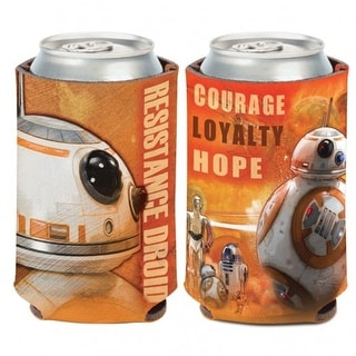 Link to Star Wars New Trilogy BB-8 12oz Can Cooler Similar Items in Action Figures