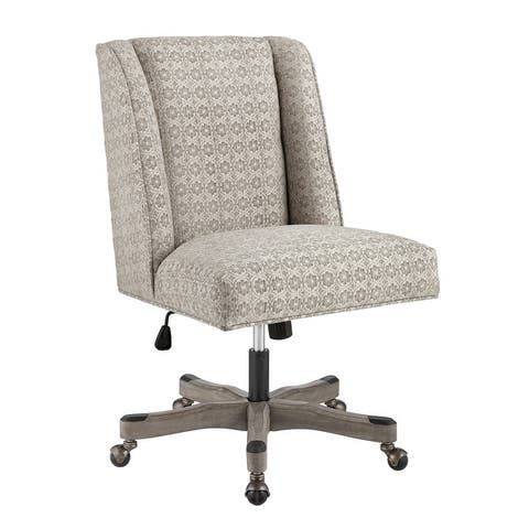 Copper Grove Terence Office Chair - Aqua