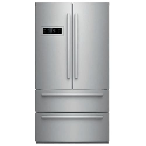Bosch B21cl80sn 36 Inch Wide 21 Cu Ft French Door Refrigerator