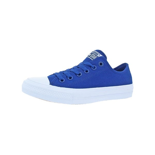 bb45507690aa Shop Converse Boys Chuck Taylor All Star II Ox Skate Shoes Big Kid ...