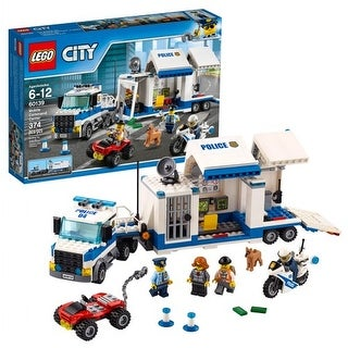 LEGO(R) City Police Mobile Command Center (60139)