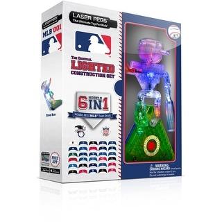 Laser Pegs 6-in-1 MLB Set