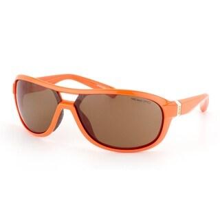 Nike Miler EV0613-802 Sports Sunglasses Mandarin Orange