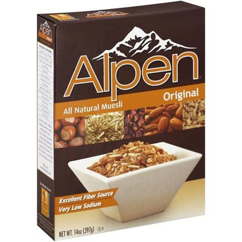 Alpen - Alpen Original Muesli Cereal ( 12 - 14 OZ)