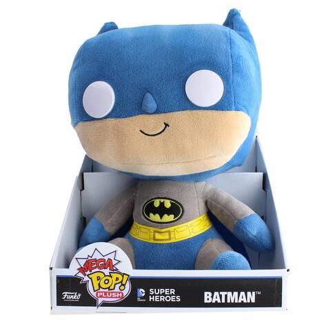 DC Comics Heroes Funko Pop Jumbo Plush Batman - Multi