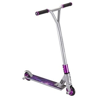 Mongoose Stance Elite Freestyle Scooter - Silver