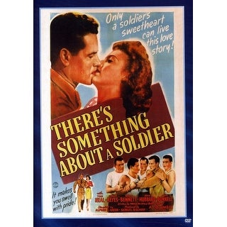 There's Something About a Soldier [DVD]
