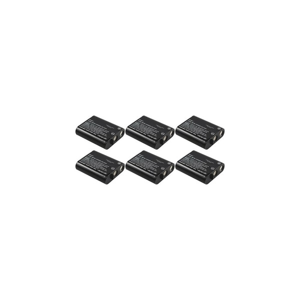 Battery for All Brands P511 (6 Pack) Replacement Battery