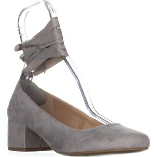 Call It Spring Staniue Spectator Pumps, Gray - 10 us