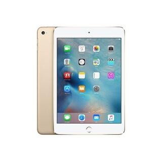 Apple iPad Mini 4 128gb Gold WiFi only