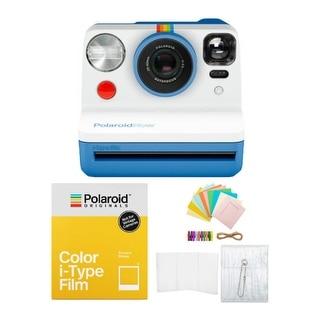 Link to Polaroid Originals Now Viewfinder i-Type Instant Camera (Blue) Bundle Similar Items in Film Cameras