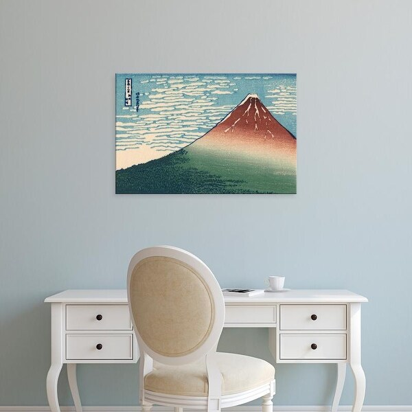 Easy Art Prints Unknown's 'Iconic Japan I' Premium Canvas Art