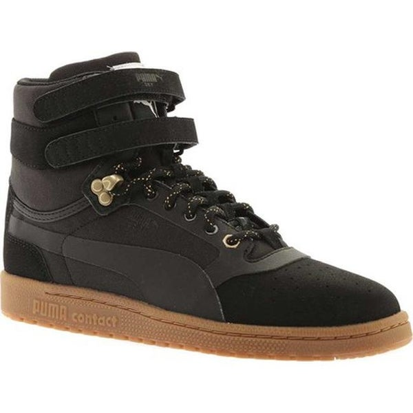 a854e6156e39 Shop PUMA Men s Sky II Hi Weatherproof High Top Sneaker Puma Black ...