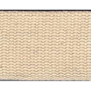 """Oyster - Cotton Belting 1-1/2""""X10yd"""