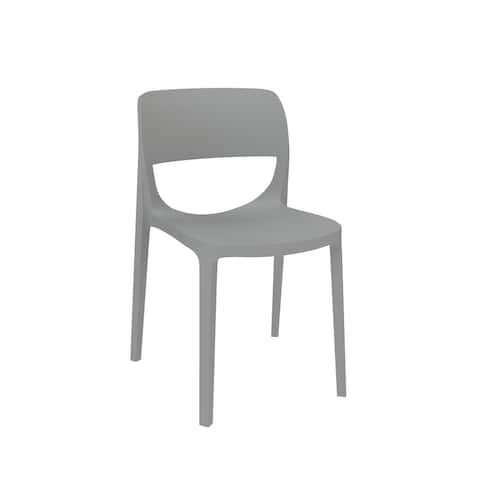 HON Basyx Prodigy Commercial-Grade 2-Pack Stackable Indoor & Outdoor Chair (BSXVL33)