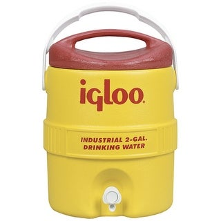 Igloo 421 Beverage Cooler, 2 Gallon