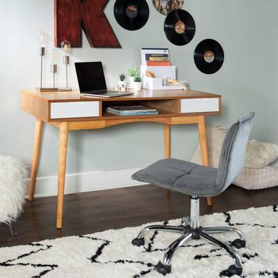 Linon Monroe Ash Desk