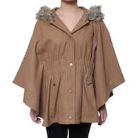 Donnybrook Cape Poncho with Hood