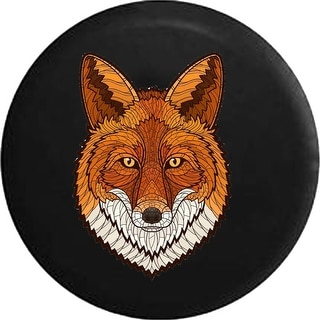 Link to Spare Tire Cover Orange Red Fox Similar Items in Billiards & Pool