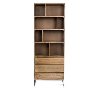 """Moes Home Collection SR-1024 Colvin 31.5"""" Wide Shelving Unit"""