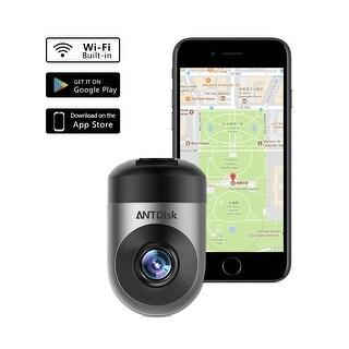 Kanstar Full HD 1080P W/ Night Vision Dashboard Camera Recorder G-Senso black