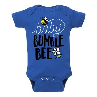 Baby Bumblebee - Infant One Piece (More options available)