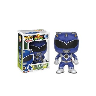 Funko POP Power Rangers - Blue Ranger Vinyl Figure - Multi