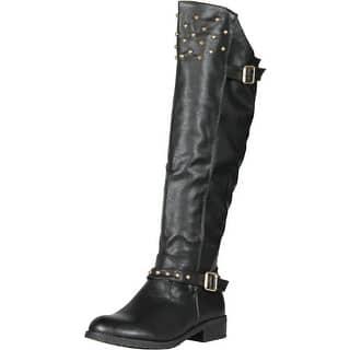 47c4fd467ec Buy Wedge Women s Boots Online at Overstock.com