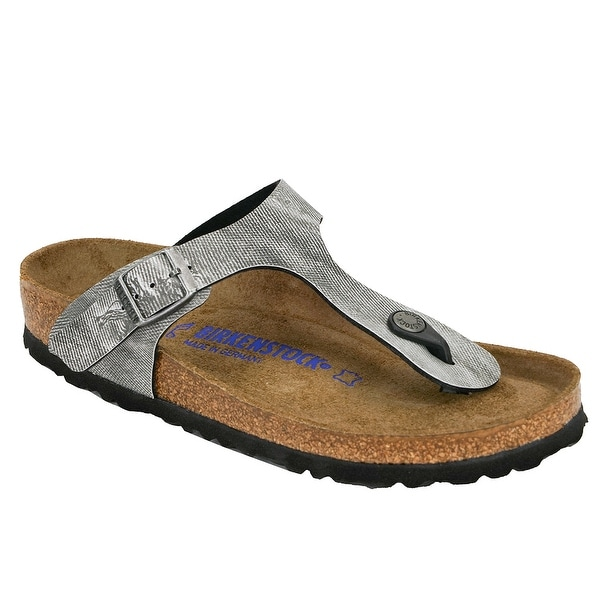 8cb4da4198a11 Shop Birkenstock Women s Gizeh Sandals - On Sale - Free Shipping Today -  Overstock - 25071266