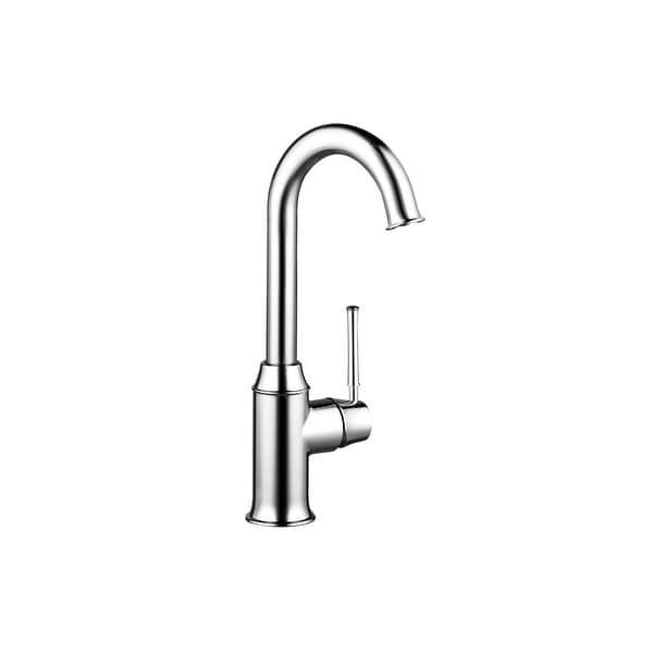 Shop Hansgrohe 04217 Talis C High-Arc Bar Faucet with