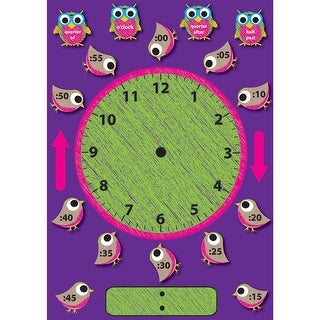 Telling Time Magnetic Mini Bbs