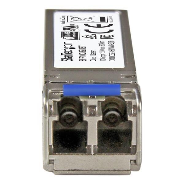 Startech Sfp10gbzrst 10Giga Fiber 10Gbase-Zr Sm Lc 80Km Sfp+ Transceiver Mdl