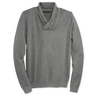 Sean John NEW Gray Mens Size 2XL Cable Knit Shawl Collar Sweater https://ak1.ostkcdn.com/images/products/is/images/direct/2a13e01fa70c9317b9fe08b1c2f2d0746166a313/Sean-John-NEW-Gray-Mens-Size-2XL-Cable-Knit-Shawl-Collar-Sweater.jpg?impolicy=medium