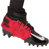 Battle Sports Science XFAST Over the Cleat Ankle Support System - Red