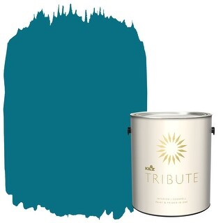 Kilz TB-59-1-GAL True Teal Interior Paint - 1 Gallon
