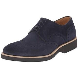 Gordon Rush Mens Sawyer Oxfords Suede Derby